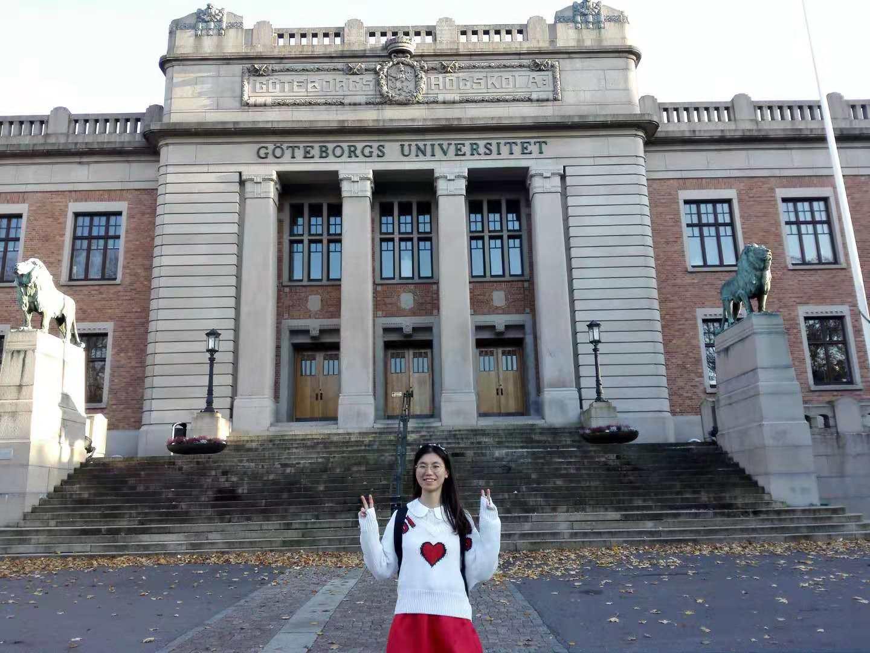 Jiawei at Oerebro University