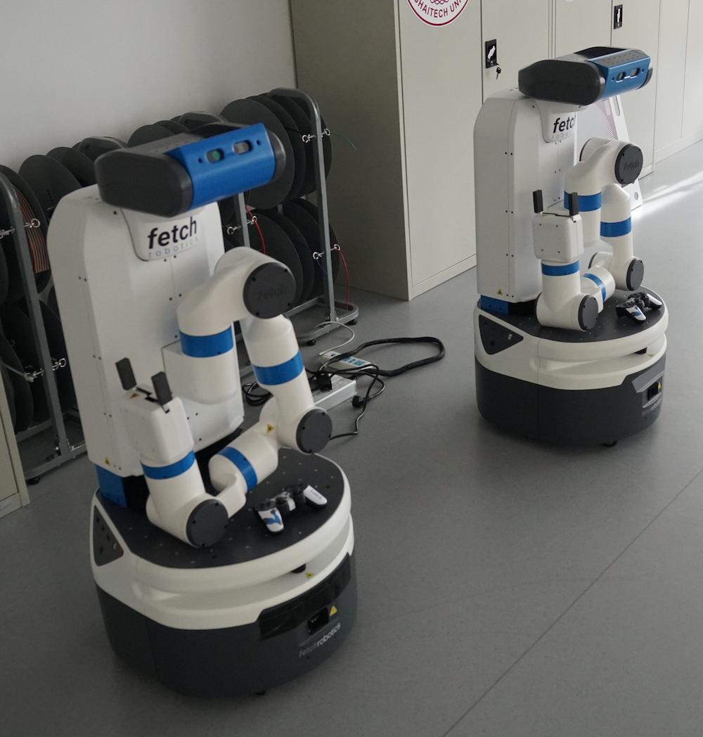 Fetch Robots